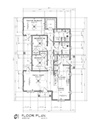 3997 Vail Lane, Bryan, Texas - Floor Plan